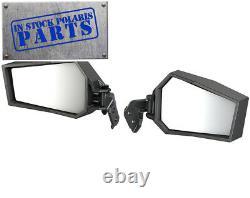 2014-2021 Polaris RZR XP 4 1000 Turbo OEM Breakaway Folding Side Mirrors