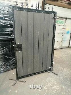 Composit Gate, Side Gate, Gate, Security Gate, BackYard Gate, Metal composite