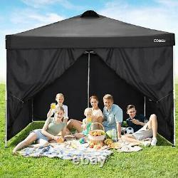 Gazebo 3x3M/ 3x6M Heavy Duty Canopy Tent Pop-up Waterproof Wedding Party withSides