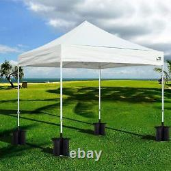Gazebo 3x3M/ 3x6M Heavy Duty Tent Pop-up Waterproof Marquee Garden Party withSides