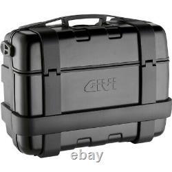 Givi Monokey Trekker 33 Liter Top or Side Cases (Black Powder-Coated) TRK33BA