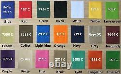 HERCULES COMMERCIAL GRADE MARKET STALL POP UP GAZEBO TENT 2.5m x 2.5m