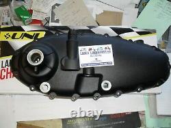 Lambretta Gp uni black powder coated chain case side, restoration, racing, rebuild