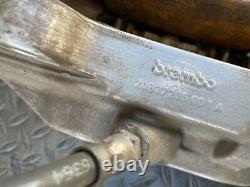 Mercedes R231 Sl550 Sl400 Front Left & Right Side Brembo Brake Caliper Set Oem