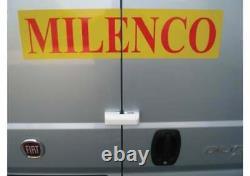 Milenco Thule Van Side + Rear Door Security Lock SINGLE-TWIN-TRIPLE Keys Matched