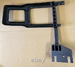 Nos Oem 2009 Hummer H3 Brush Guard Left Hand Side Black Powder Coated, Molding