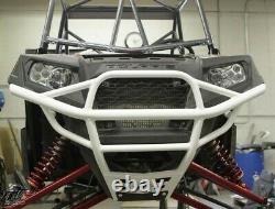 RT Pro RTP5401331 Black Powder Coated 570 Baja Front Bumper For Polaris RZR 570