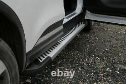 Running Board Side Step Nerf Bar for CHRYSLER JEEP CHEROKEE LIBERTY 2002-2007