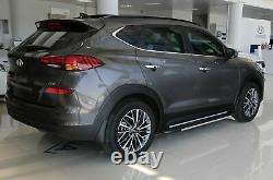Running Board Side Step Nerf Bar for KIA SPORTAGE 2016 Up