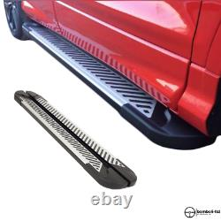 Running Board Side Step Nerf Bar for SSANGYONG MUSSO SPORT 2018 Up