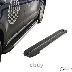 Running Board Side Step Nerf Bar for SSANGYONG REXTON 2018 Up