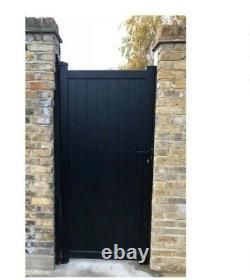 Steel Security Door, Gate. Metal Garden Side Gate / Wrought Iron Gate H 1600