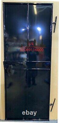Steel Security Door, Gate. Metal Garden Side Gate / Wrought Iron Gate Sheet