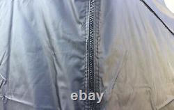 TITAN GAZEBO HEAVY DUTY POP UP MARQUEE TENT 3m x 2m 40mm HEX WITH ZIPPER SIDES